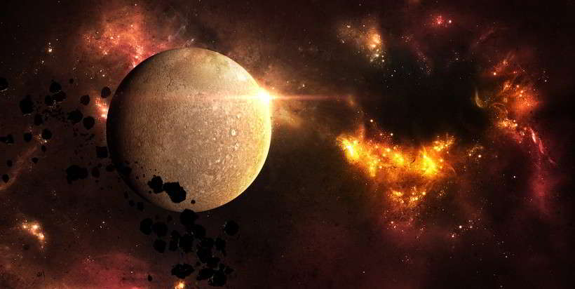 Меркурий квадрат Марс