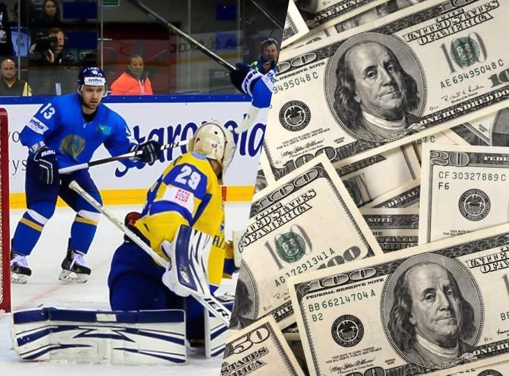 Хоккей и деньги