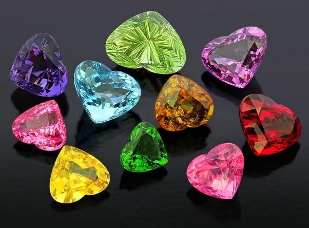 сапфир натуральный камень