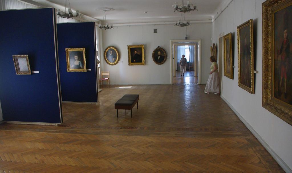 орел музей изобразительных искусств города
