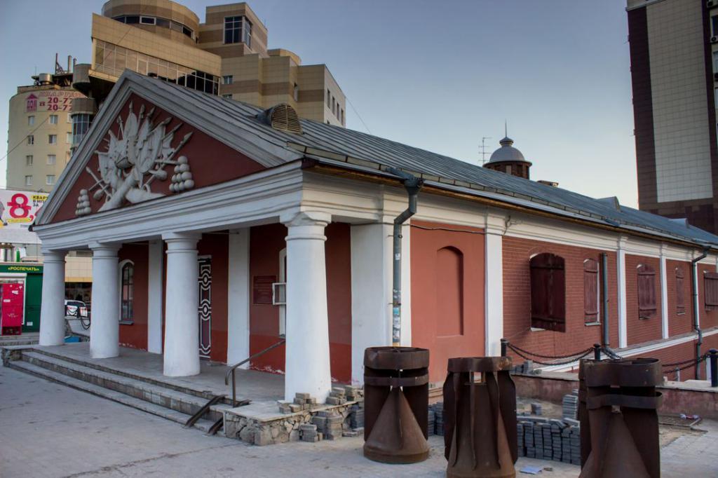 гбукво воронежский областной краеведческий музей