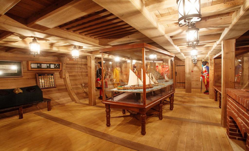 объект воронежский краеведческий музей