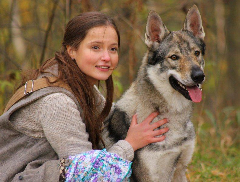 актриса Татьяна Полосина