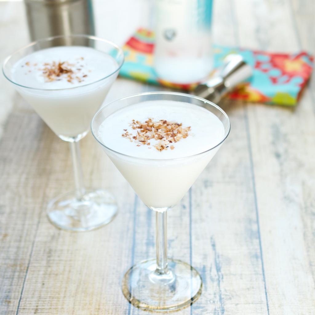 Молочный коктейль с алкоголем