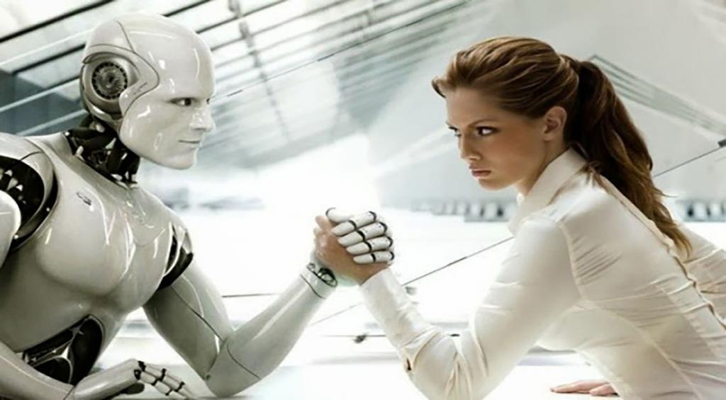 как стать роботом из живой стали