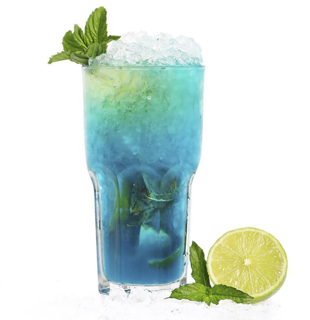 коктейль со спрайтом безалкогольный