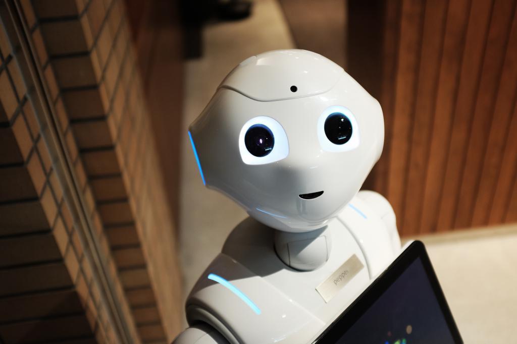 как стать роботом