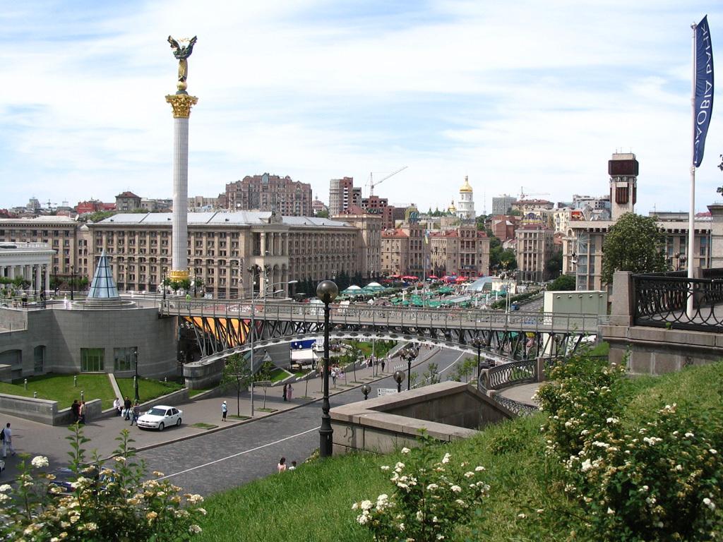 Столица Украины