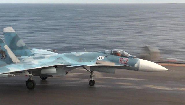 Су-33 палубный