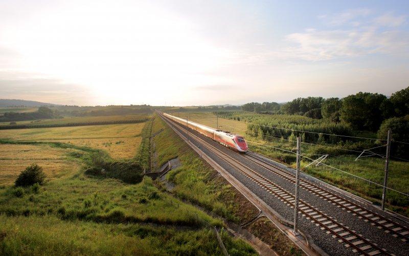 Милан-Флоренция расстояние на поезде