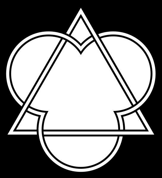 TREFOIL - великий символ Троицы
