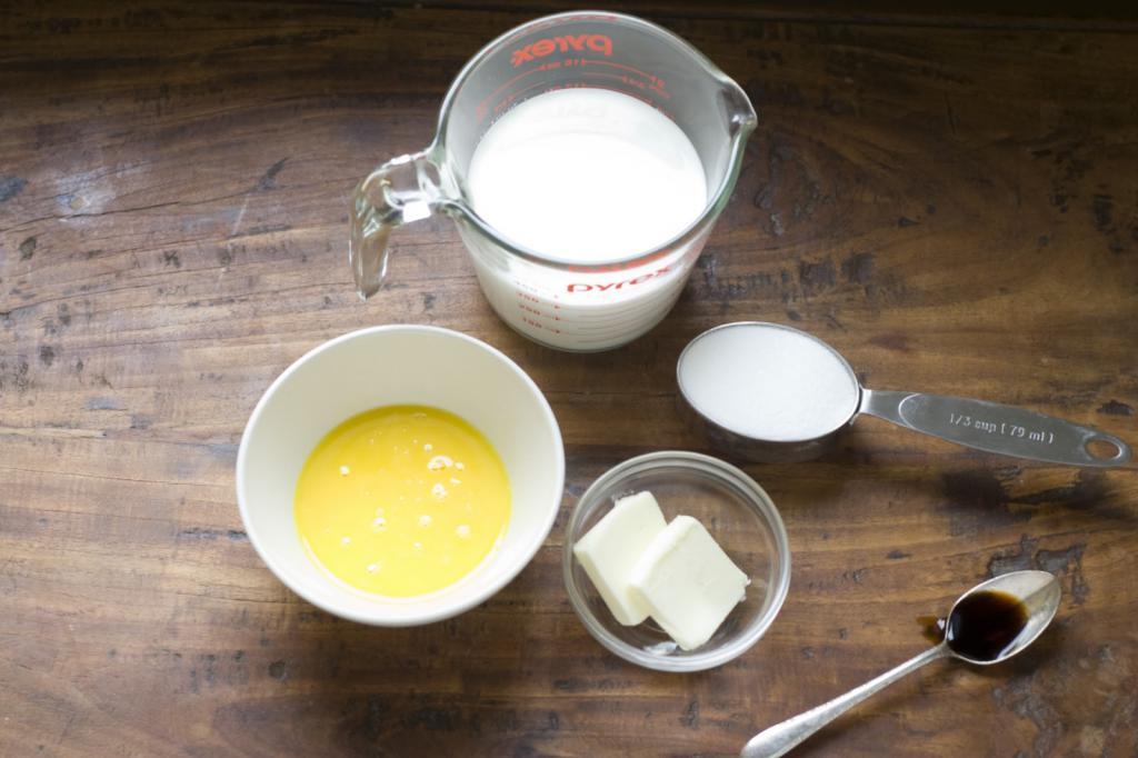 Продукты из козьего молока