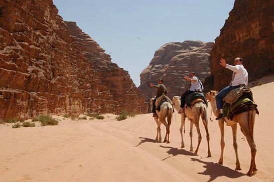 туроператоры по иордании