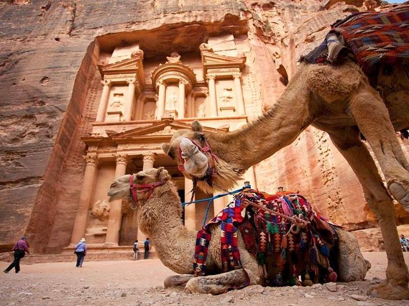 иордания подбор тура
