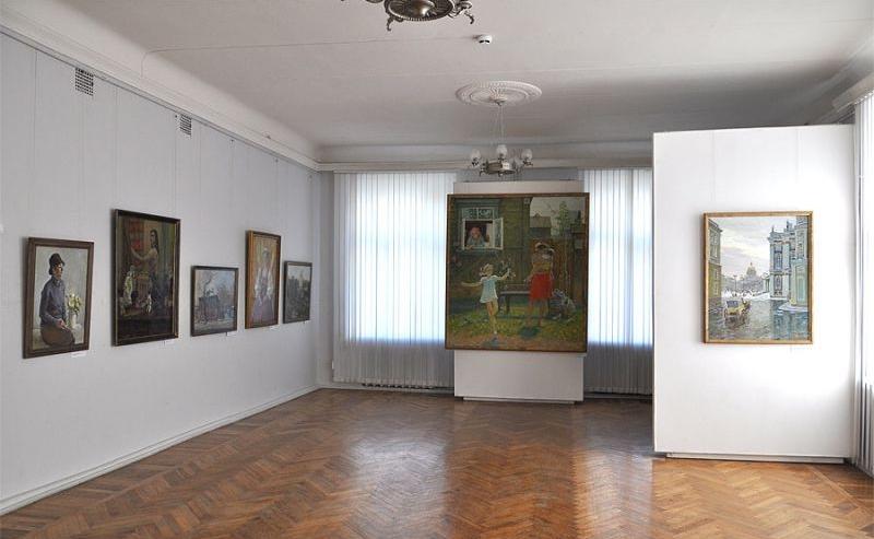 орел музей изобразительных искусств лекция борисовой