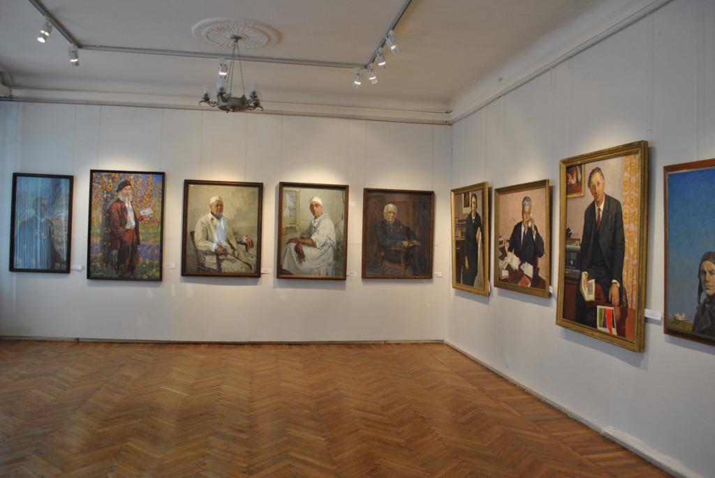 музей изобразительных искусств в Орле