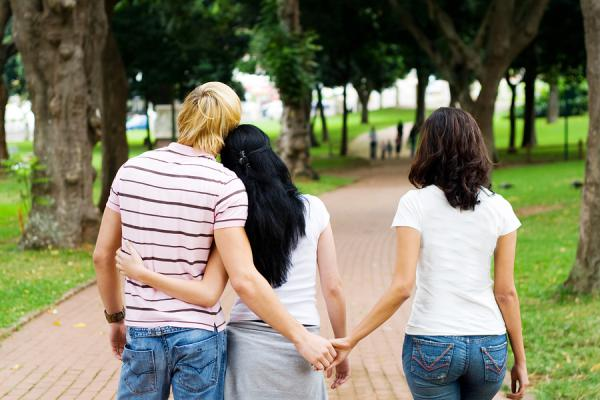 зачем мужчинам нужны любовницы
