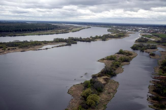 Иваньковского водохранилище