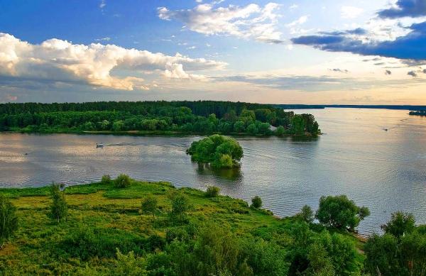 Иваньковское водохранилище конаковский район
