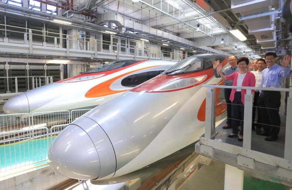 Как добраться из Гуанчжоу в Гонконг на поезде