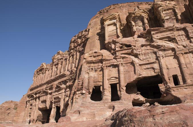 дешевые туры в иорданию