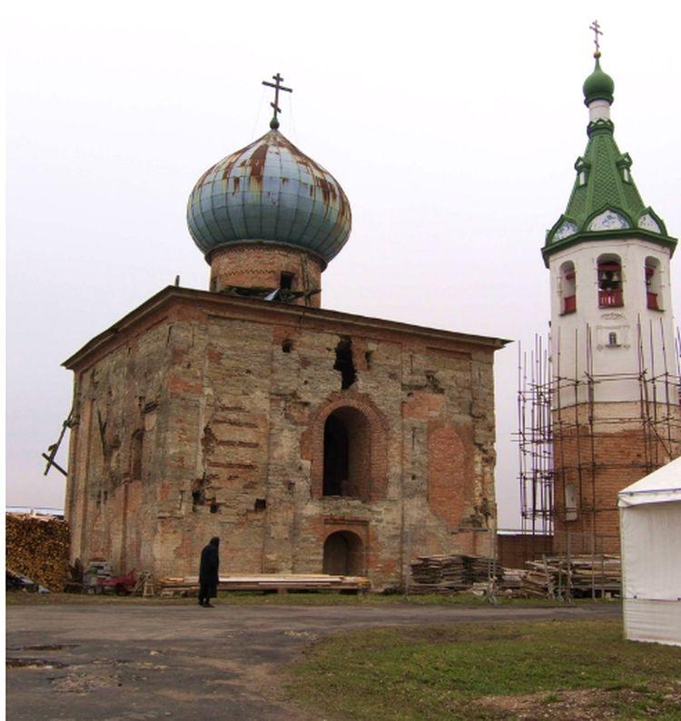 Собор Николая Чудотворца (Никольский собор) и Колокольня