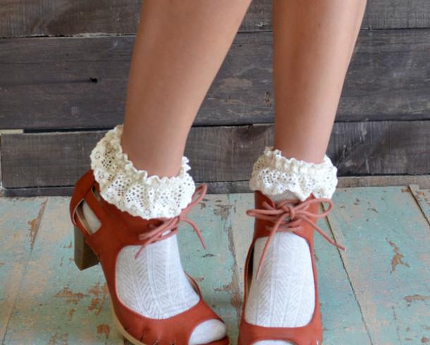 туфли с открытой пяткой и носком