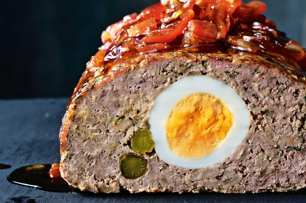 вкусное блюдо из мяса в духовке