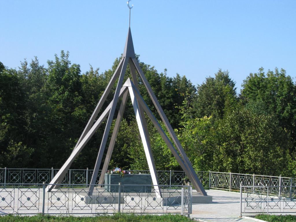 Мемориал Назару Наджми