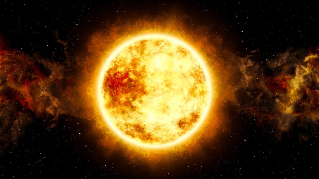 Солнце покровитель Льва