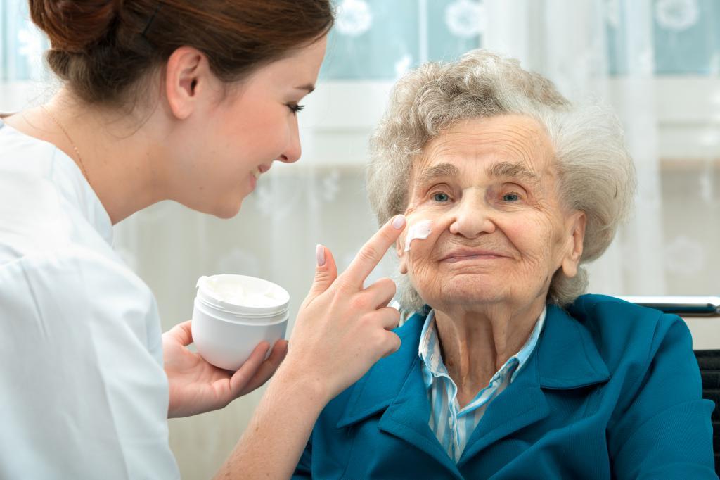 Спа процедуры для пожилых людей в подарок
