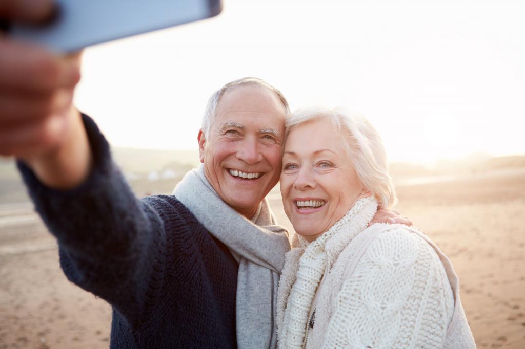 Что подарить пожилой паре