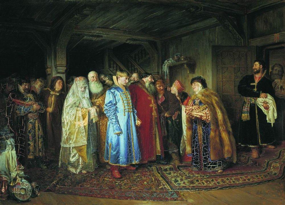 Происхождение фамилии украинцев