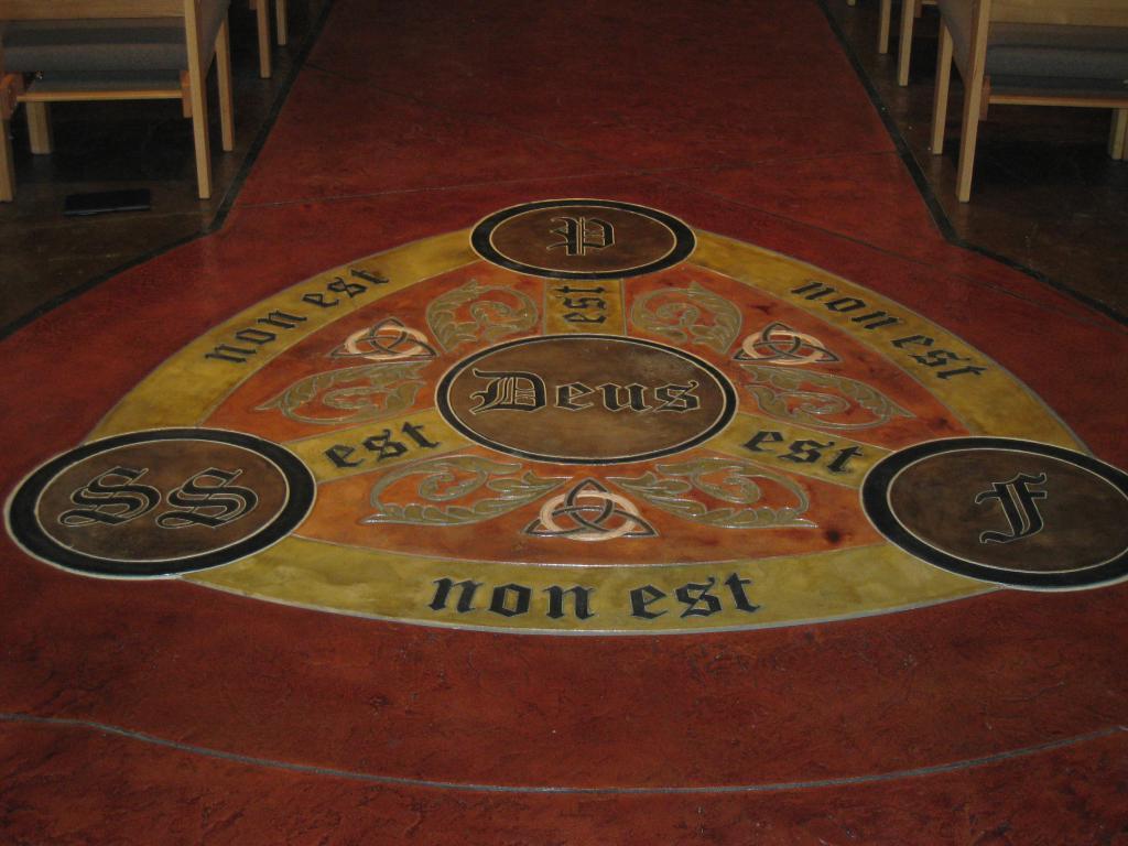 Щит святой троицы