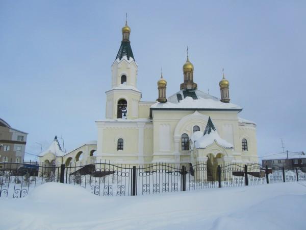 Храмы и церкви Салехарда