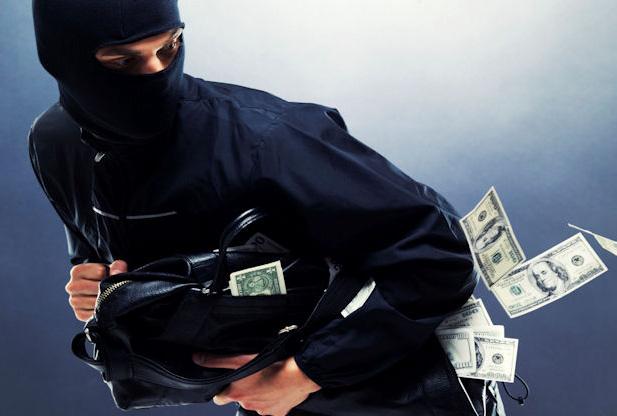 Преступник в маске