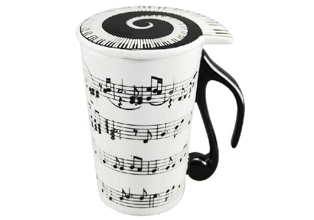 сувенирная чашка для музыканта