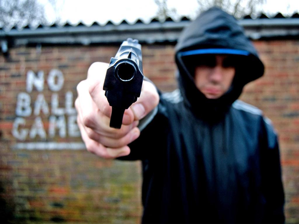 Угроза оружием