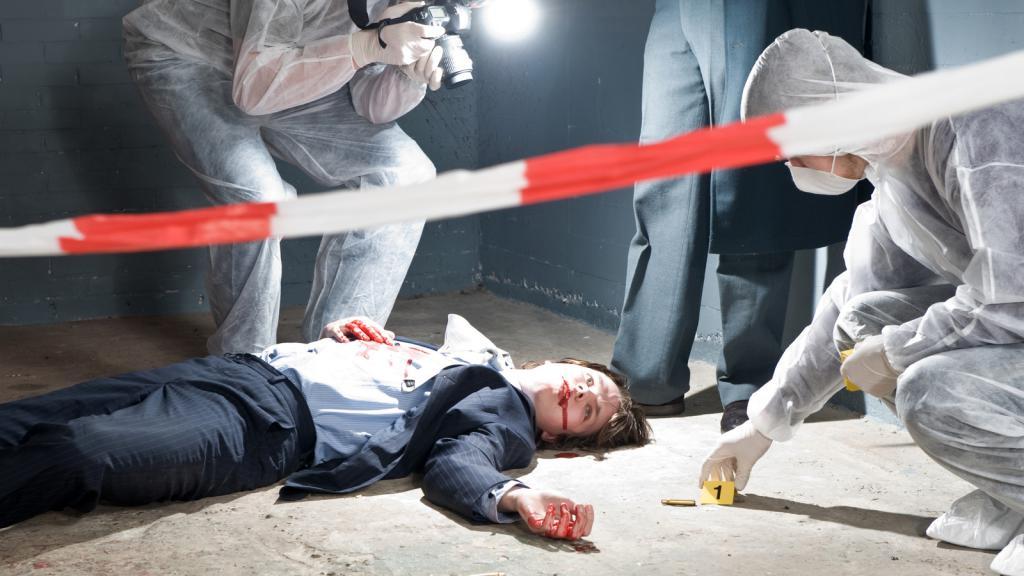 Анализ убийства