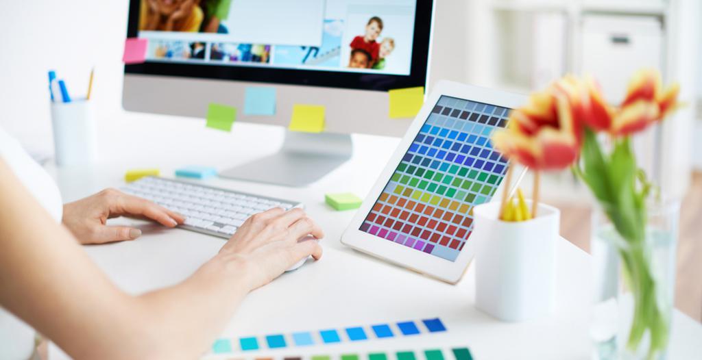 Работа веб-дизайнера или веб-мастера