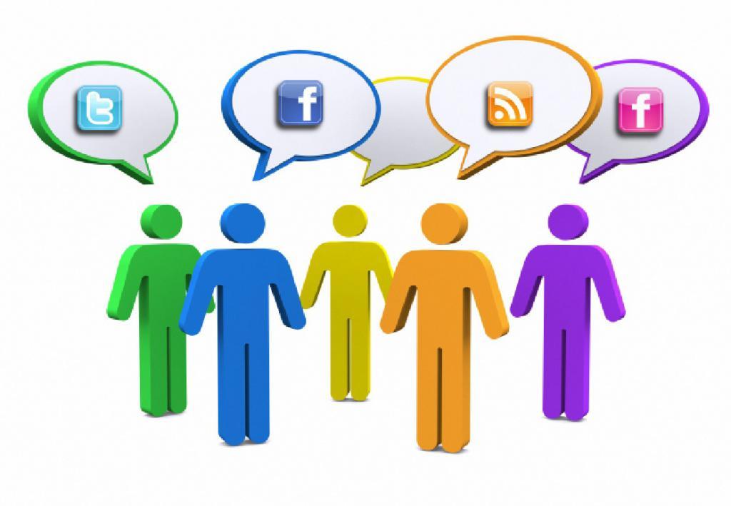 Теги в социальных сетях