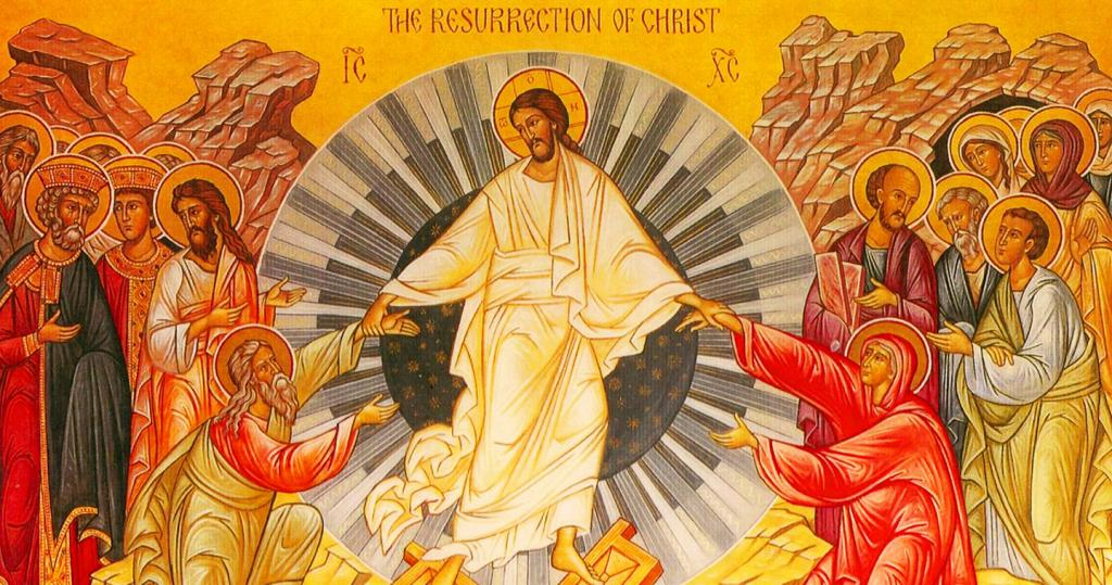 Православные росписи