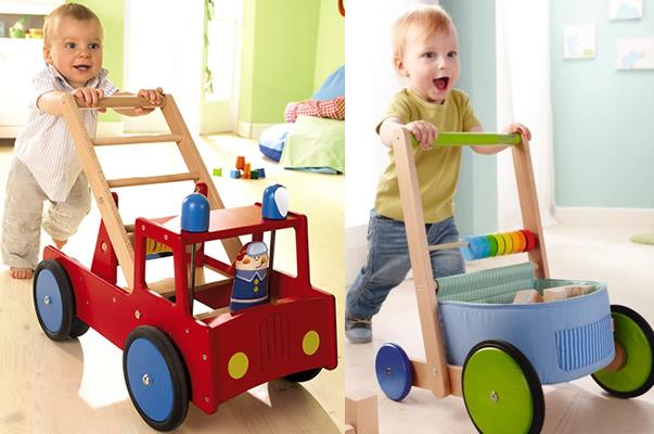 Вред ходунков для ребенка