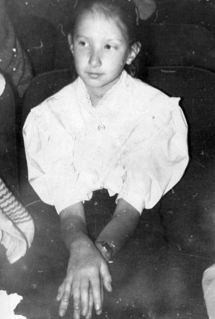 Детство Юлии Лазаревой