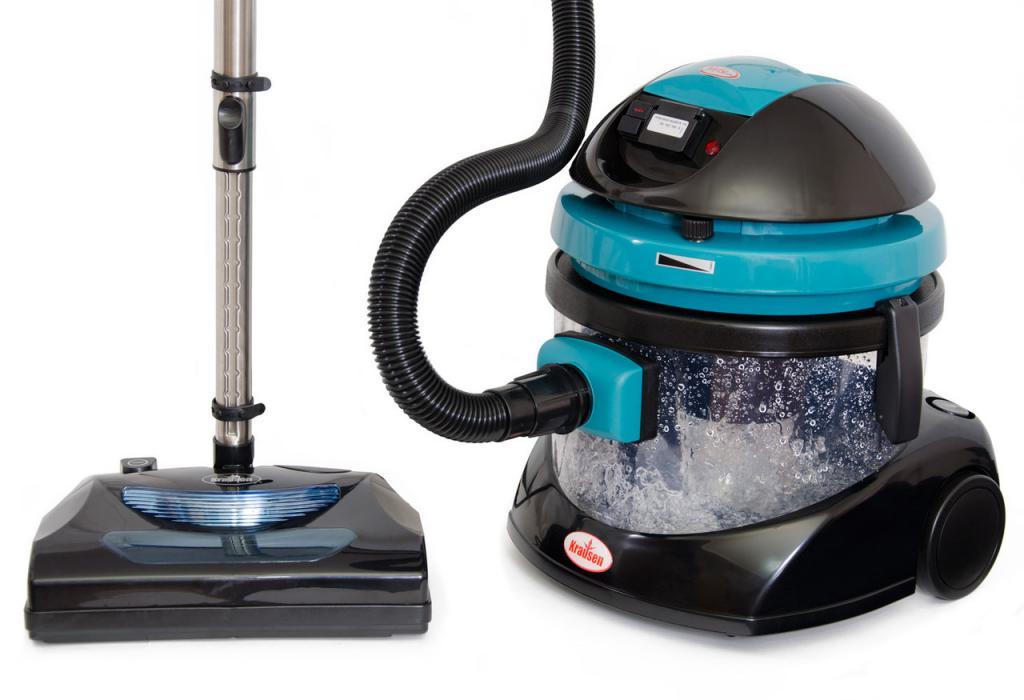 обзор моющих пылесосов