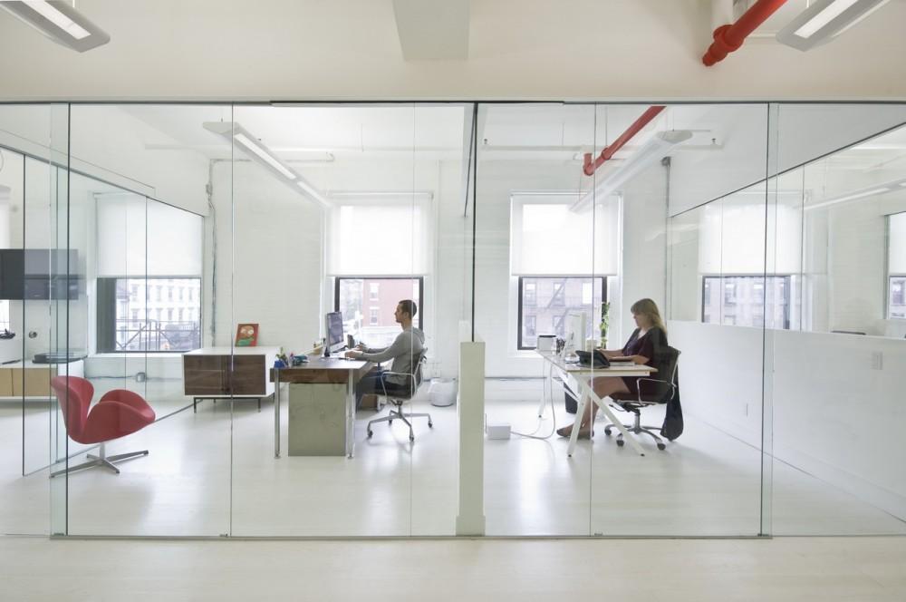 офис рекламного агентства