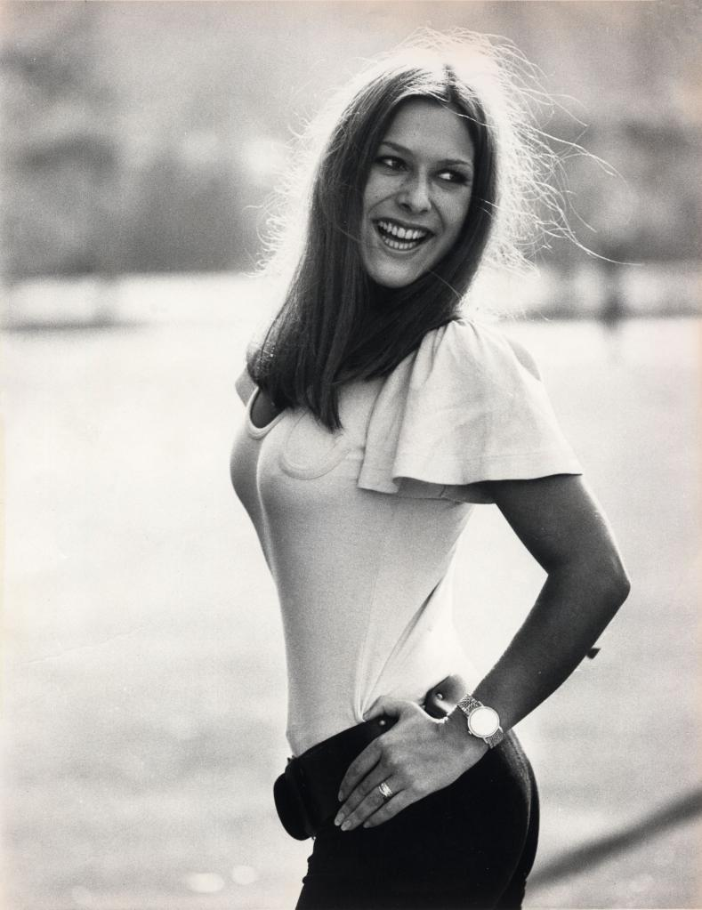 Молодая Линда Беллингем