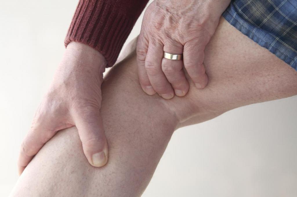 ночные судороги в ногах у пожилых лечение