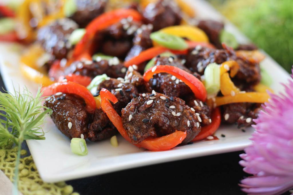 Пикантные блюда из мяса
