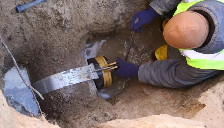 Подключение дома к центральному водопроводу
